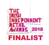 Finalist Logo - Irish Independent Retail Awards 2018-01
